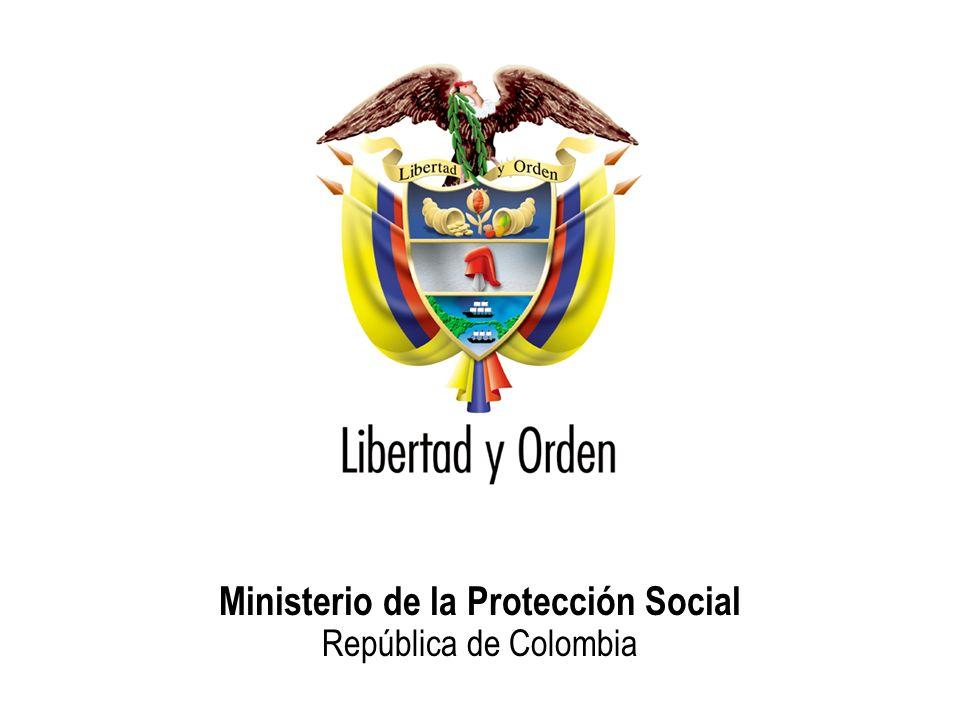 Salud y desplazamiento forzado en Colombia