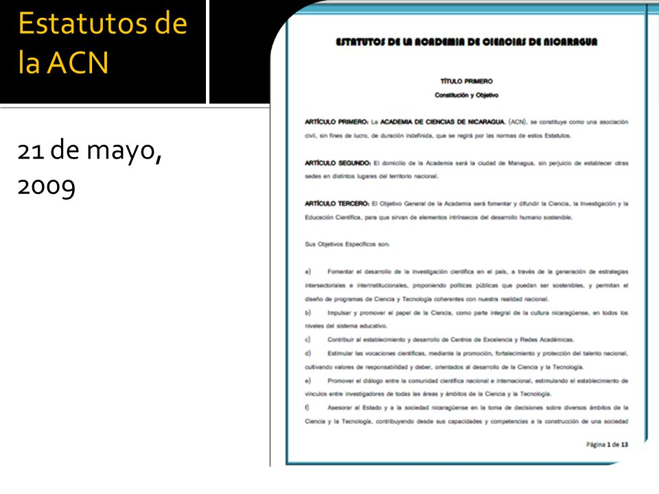Estrategia 2010-2012 Noviembre, 2009