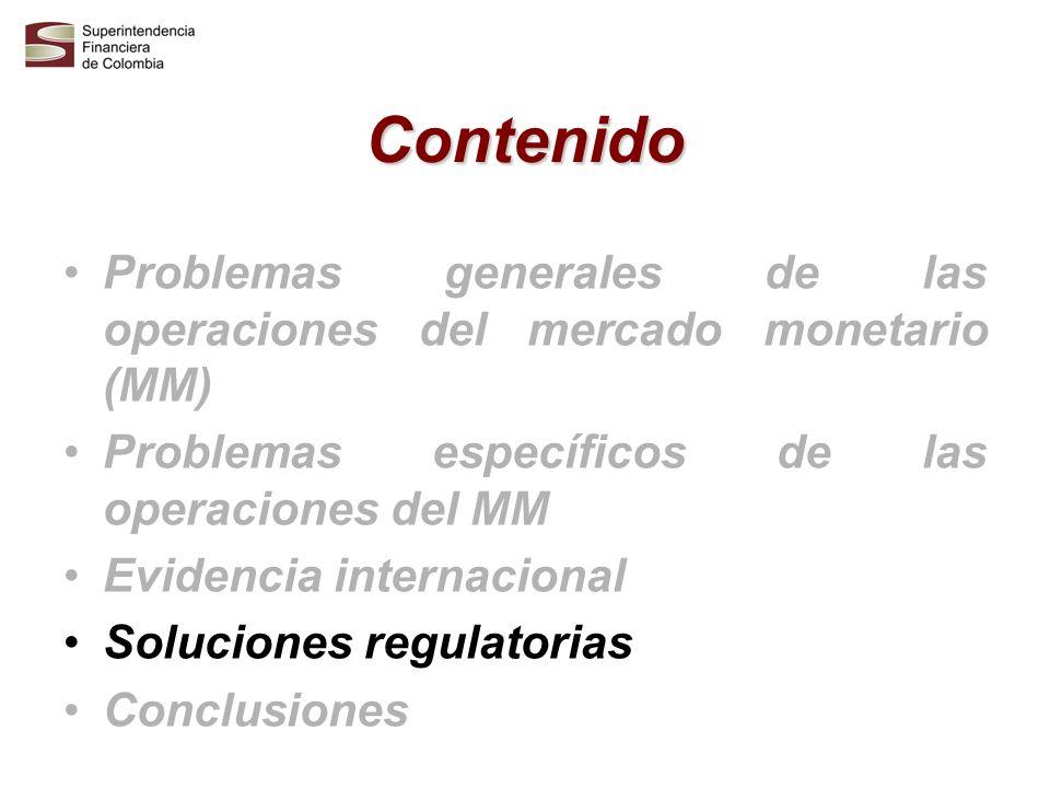 Proyecto de Reforma Integral I Trabajo conjunto con el MHCP y BR Cambios de normatividad realizados: Artículo 14 Ley 964 de 2005.