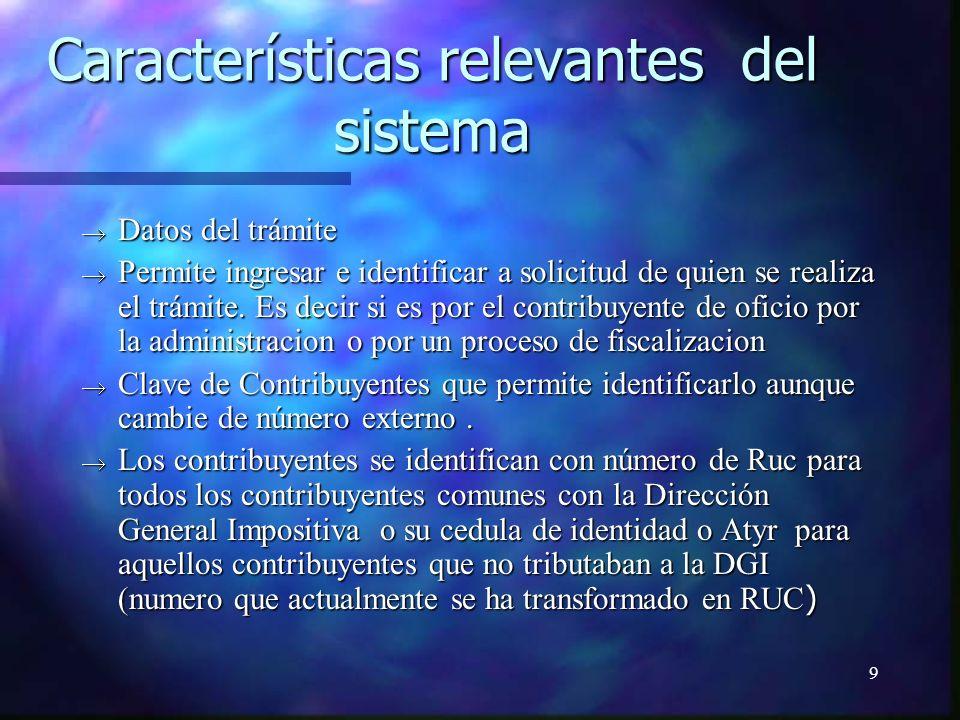 10 Sigue: caracteristicas relevantes del sistema n Validaciones cruzadas con los otros registros del Banco de naturaleza corporativa.
