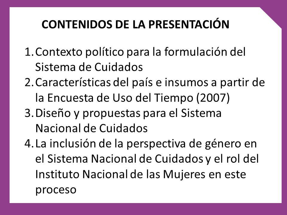 El SNC se inserta en la continuidad de un proceso de reformas como las de salud, seguridad social, reforma tributaria y la construcción de la Red de Asistencia e Integración Social, entre otras.