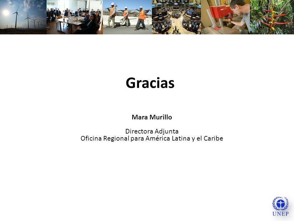 Oficina Regional para América Latina y el Caribe