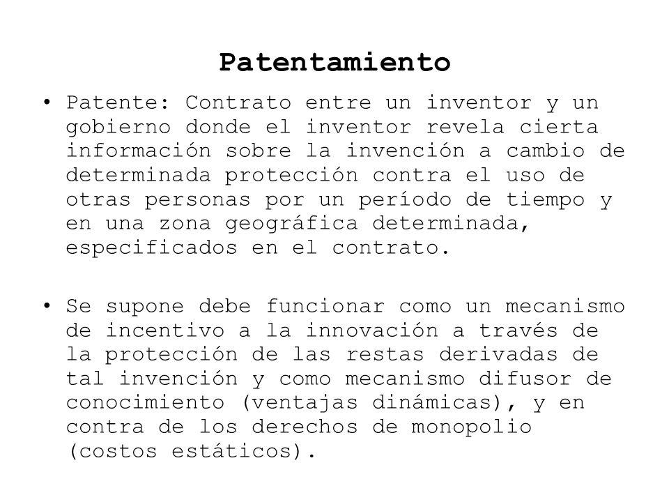 Patentamiento