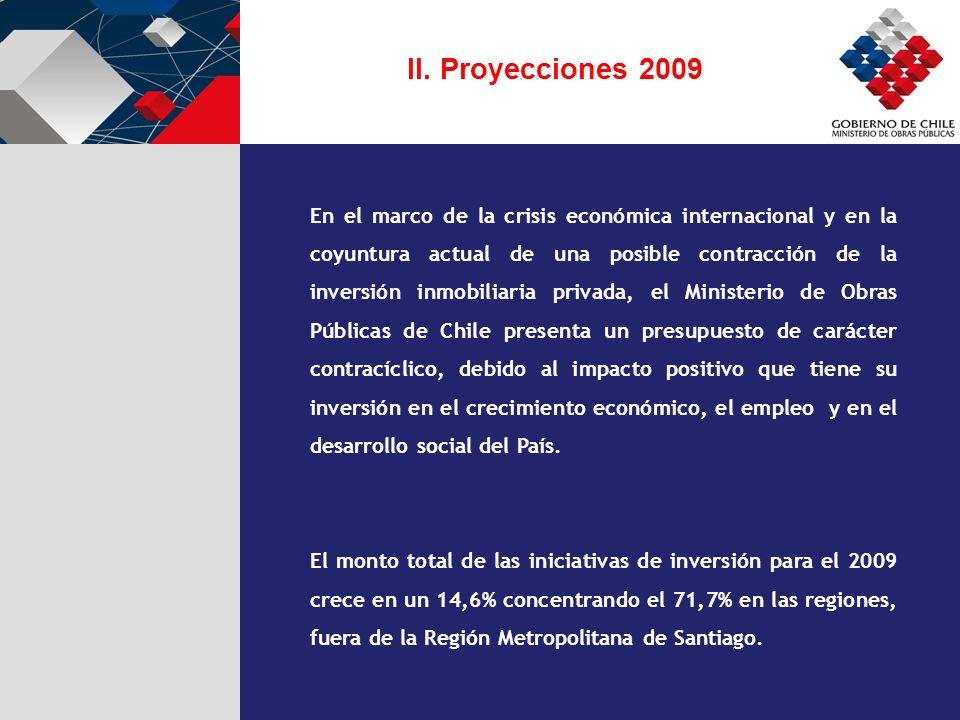 II. Proyecciones 2009