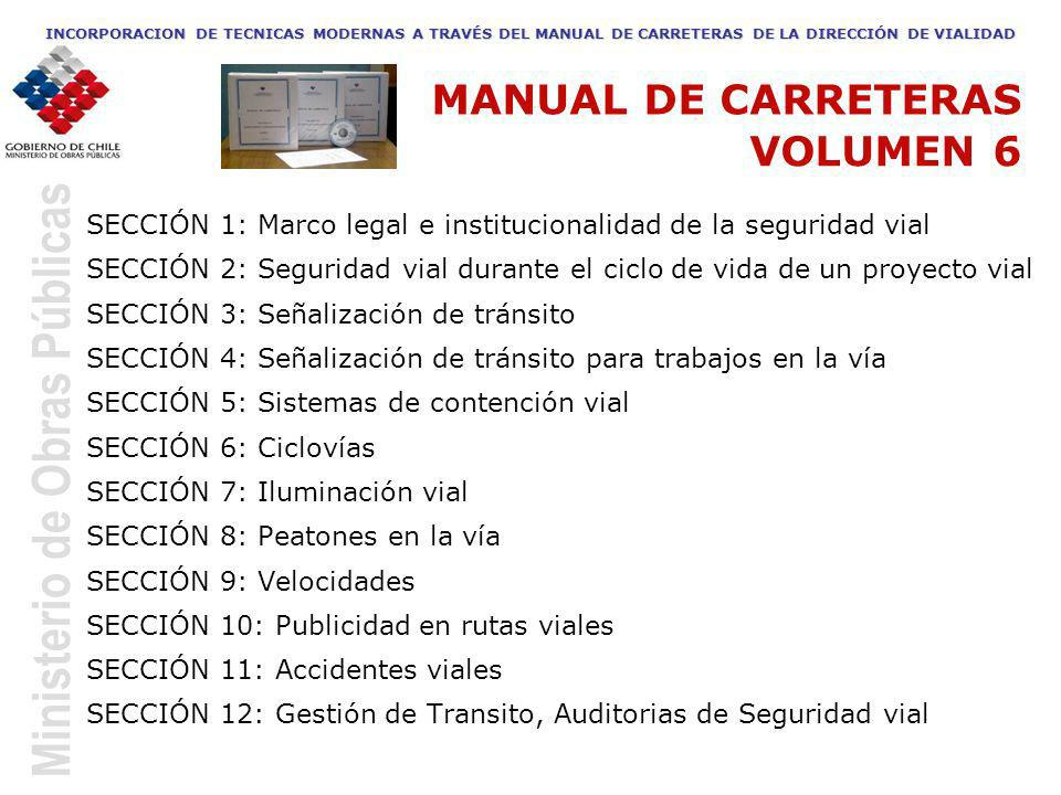 MANUAL DE CARRETERAS VOLUMEN 6