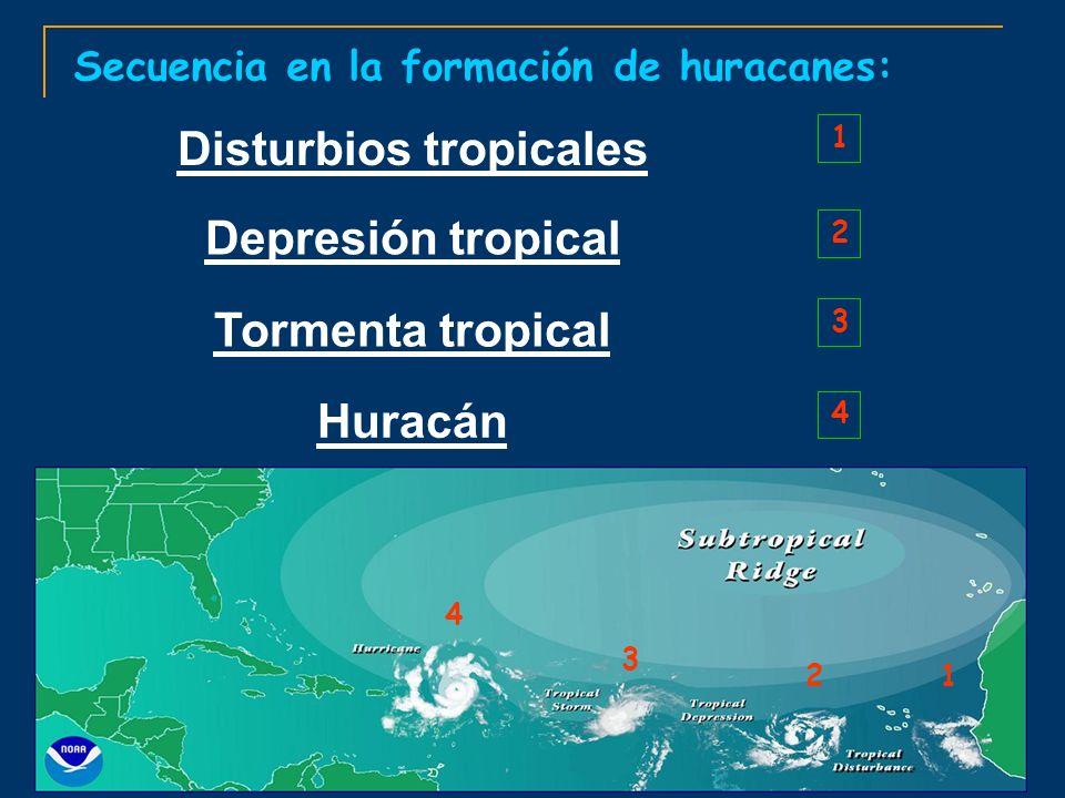 Disturbios tropicales