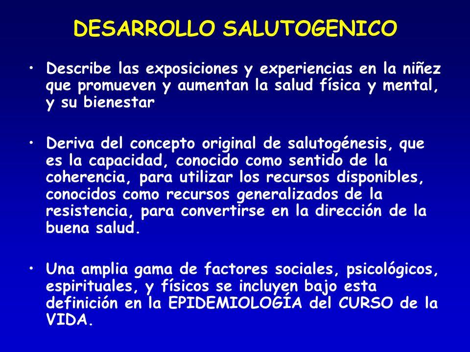 DESARROLLO SALUTOGENICO