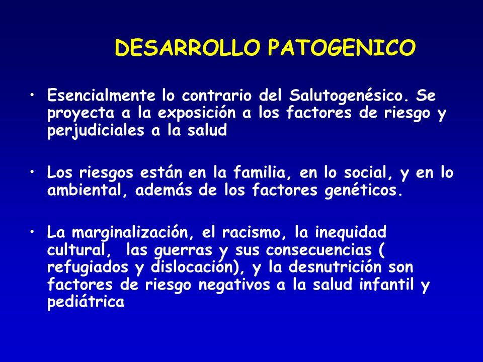 DESARROLLO PATOGENICO