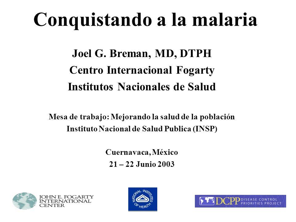 Conquistando a la malaria