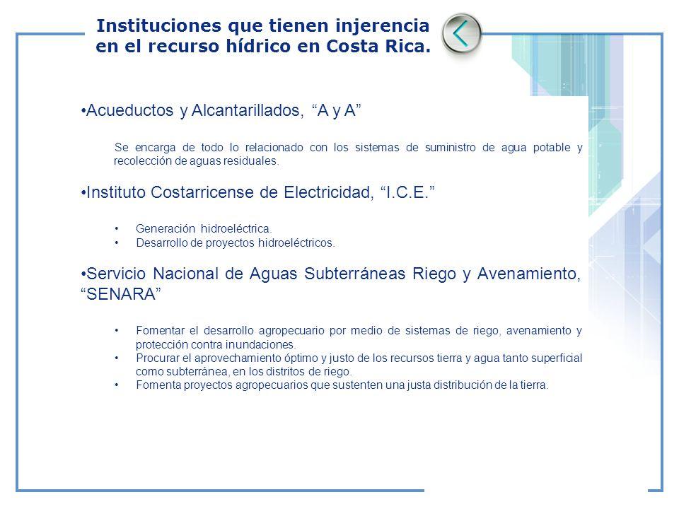 Acueductos y Alcantarillados, A y A