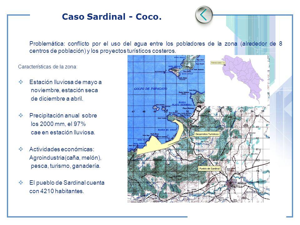 Caso Sardinal - Coco.