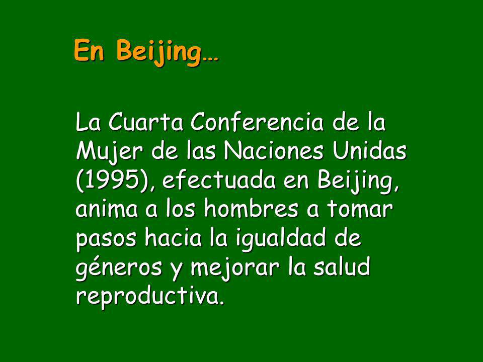 En Beijing…