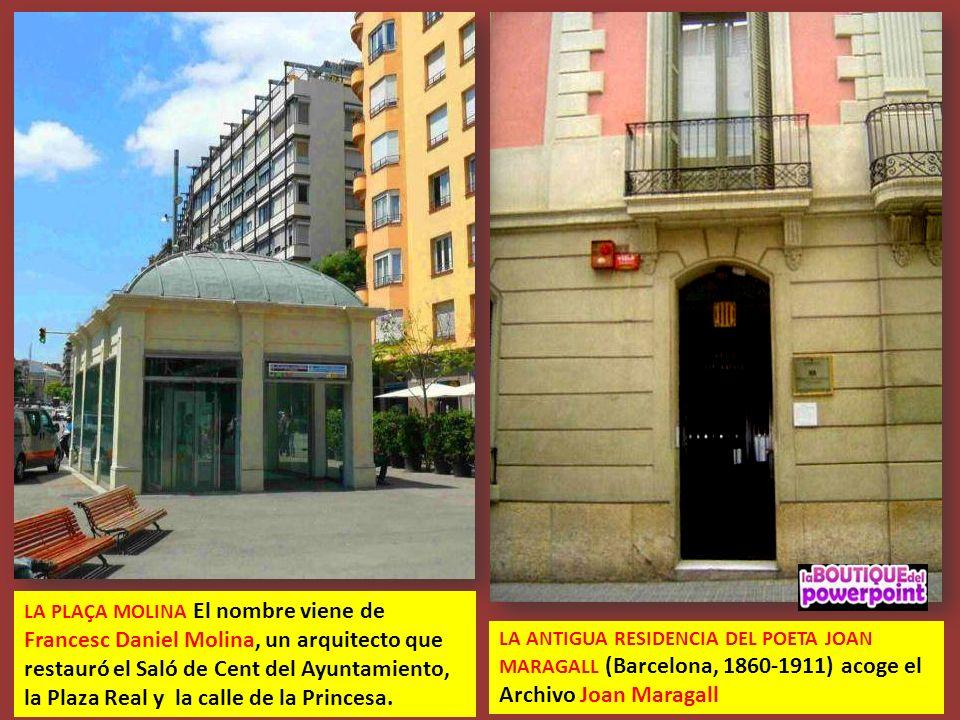 Barcelona 78 barcelona 78 sarri sant gervasi ppt - Calle princesa barcelona ...