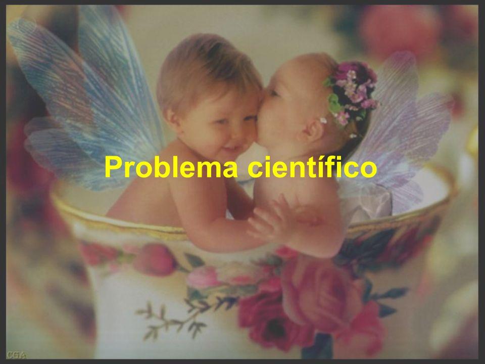 Problema científico