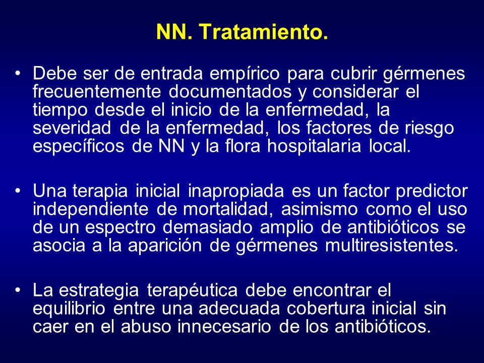 NN. Tratamiento.