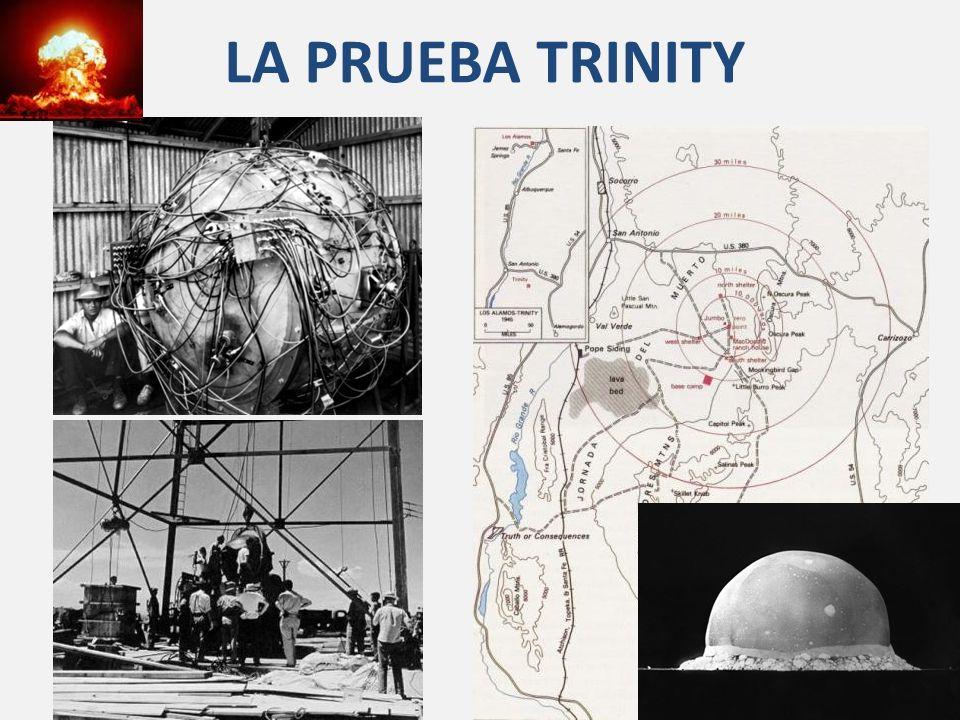 LA PRUEBA TRINITY