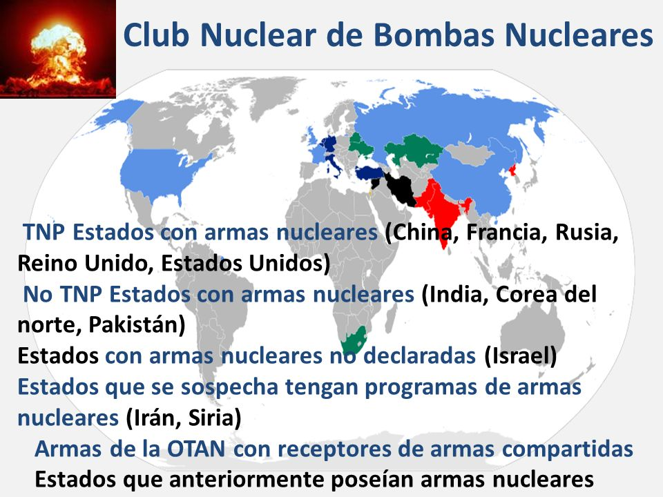 Club Nuclear de Bombas Nucleares
