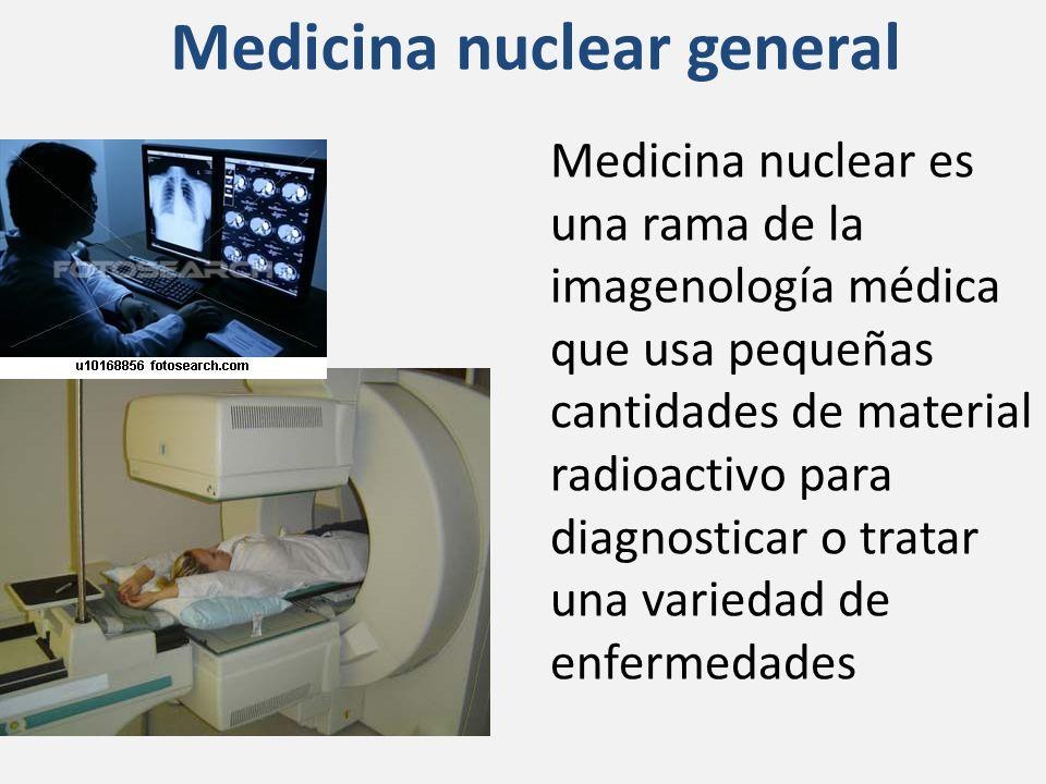 Medicina nuclear general