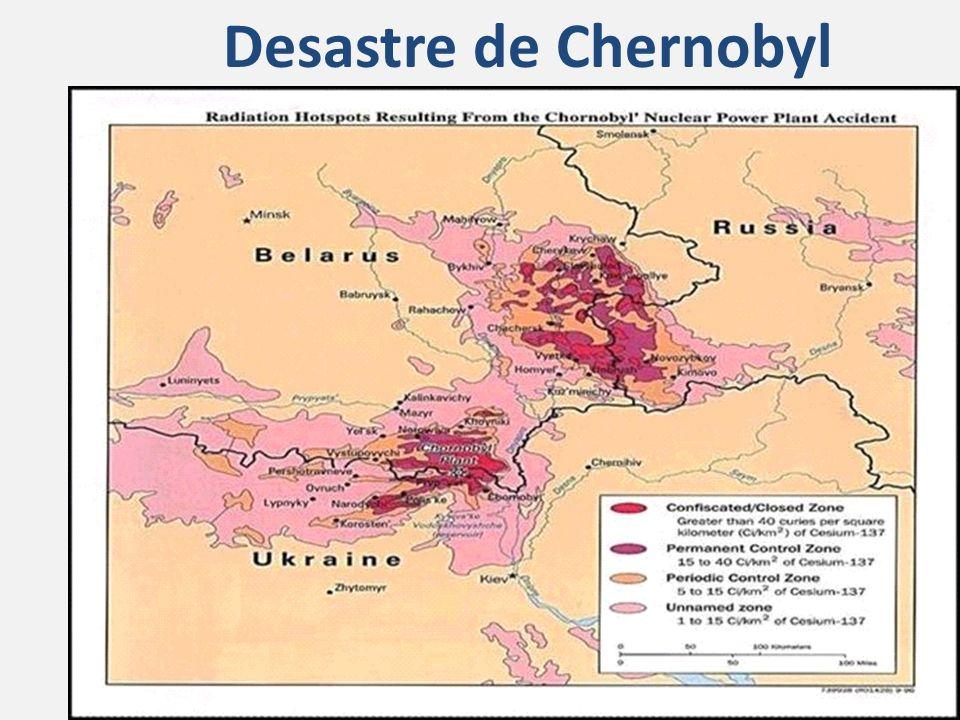 Desastre de Chernobyl Desastre Chernobyl