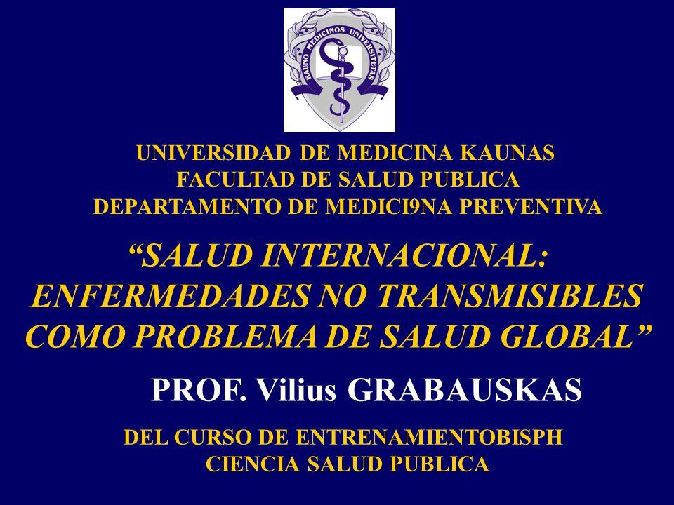 PROF. Vilius GRABAUSKAS