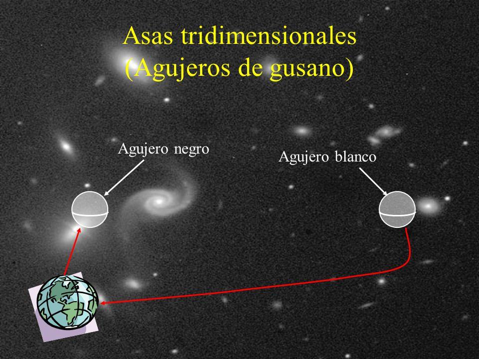 Resultado de imagen para agujero blanco negro gusano
