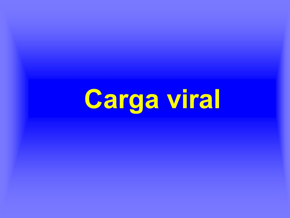 Carga viral