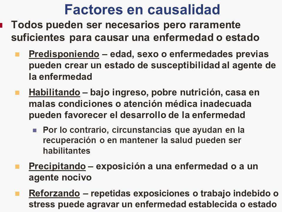 Factores en causalidad