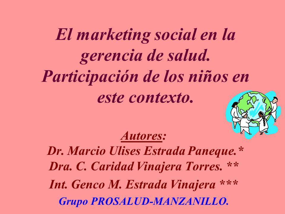 Int. Genco M. Estrada Vinajera *** Grupo PROSALUD-MANZANILLO.