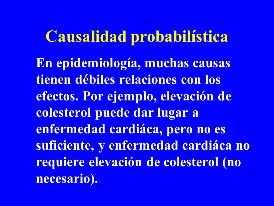 Causalidad probabilística