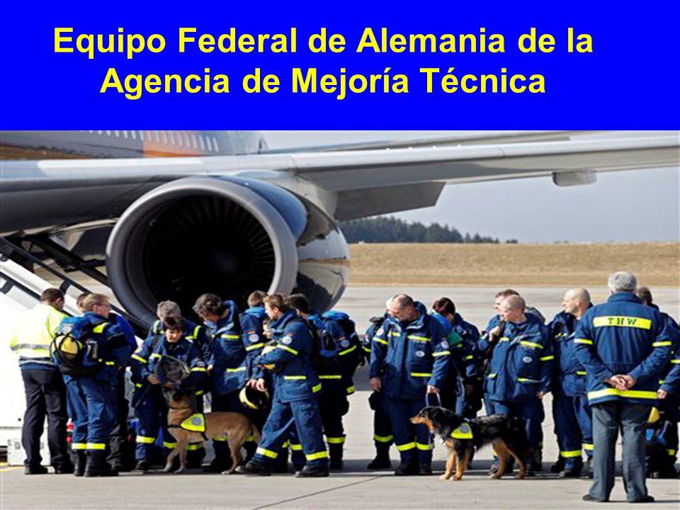 Equipo Federal de Alemania de la Agencia de Mejoría Técnica
