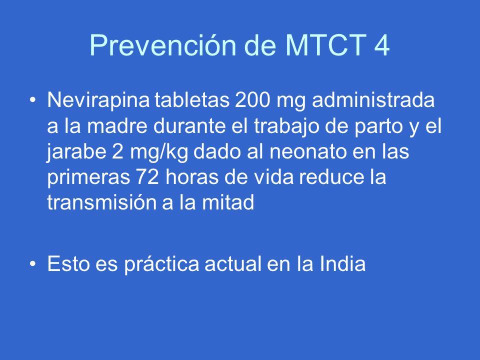 Prevención de MTCT 4