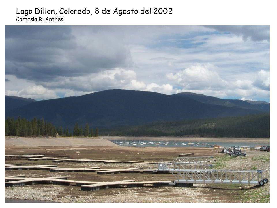 Lago Dillon, Colorado, 8 de Agosto del 2002