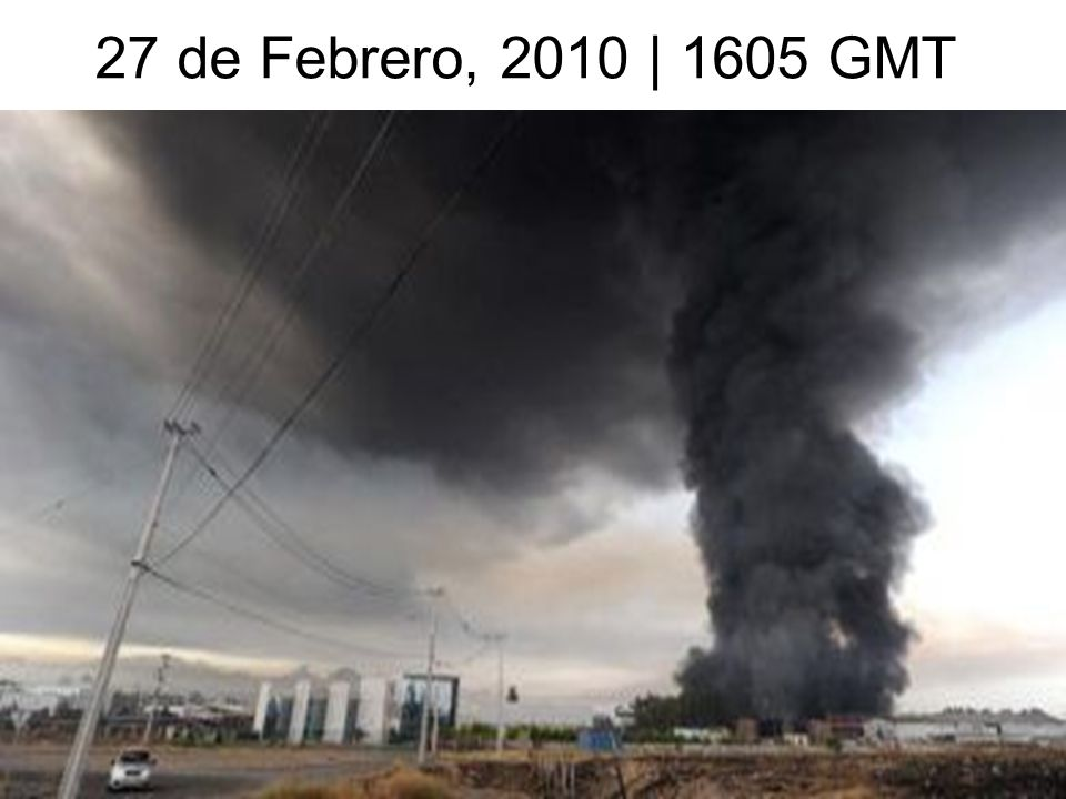 27 de Febrero, 2010 | 1605 GMT MARTIN BERNETTI/AFP/Getty Images