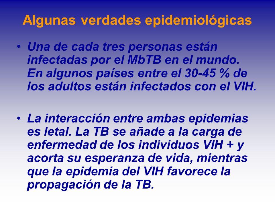 Algunas verdades epidemiológicas