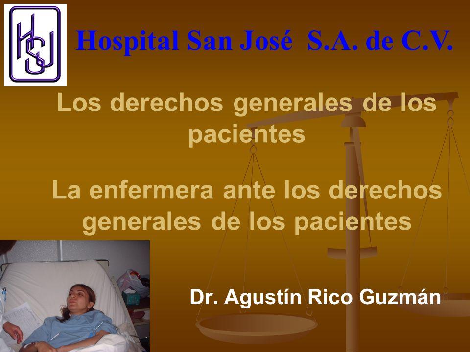 Hospital San José S.A. de C.V.