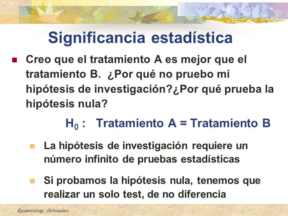 Significancia estadística