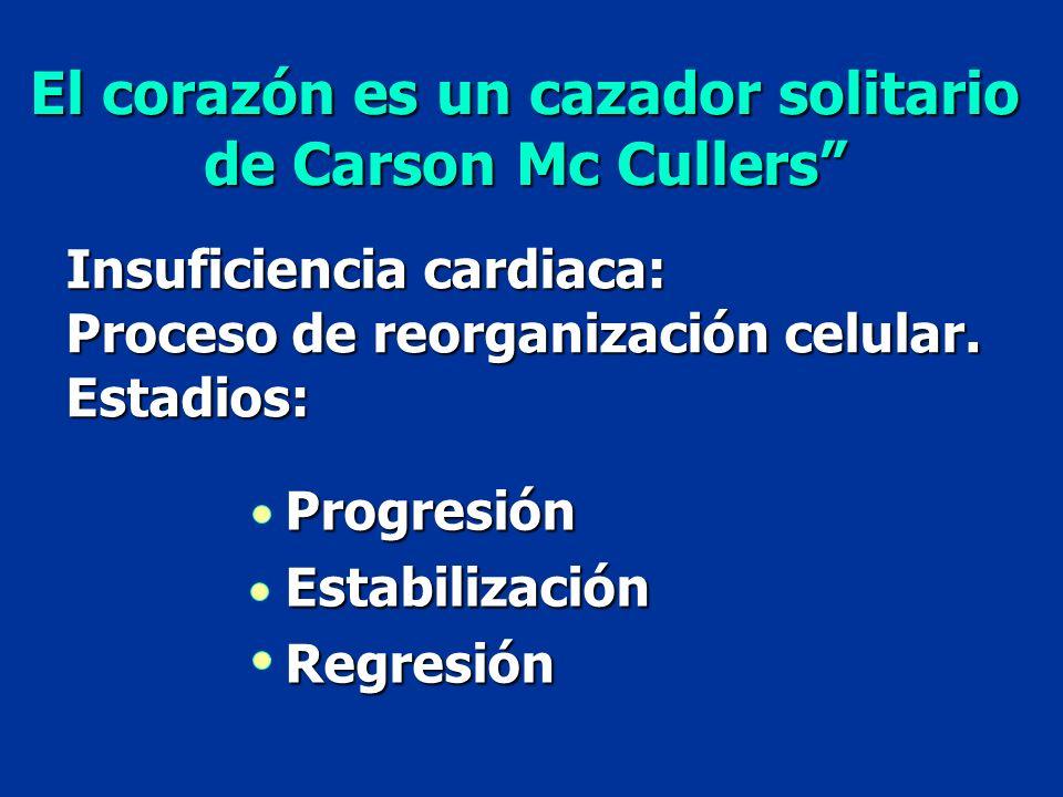 El corazón es un cazador solitario de Carson Mc Cullers