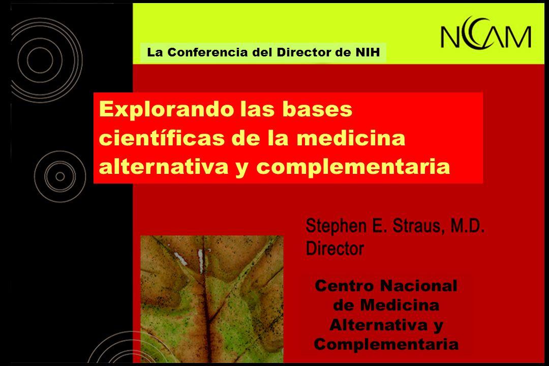 La Conferencia del Director de NIH