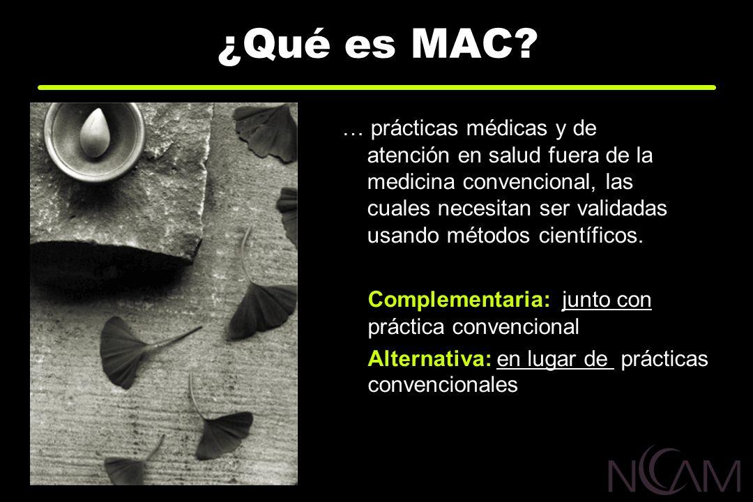 ¿Qué es MAC
