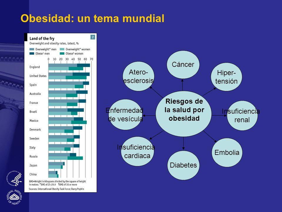 Obesidad: un tema mundial