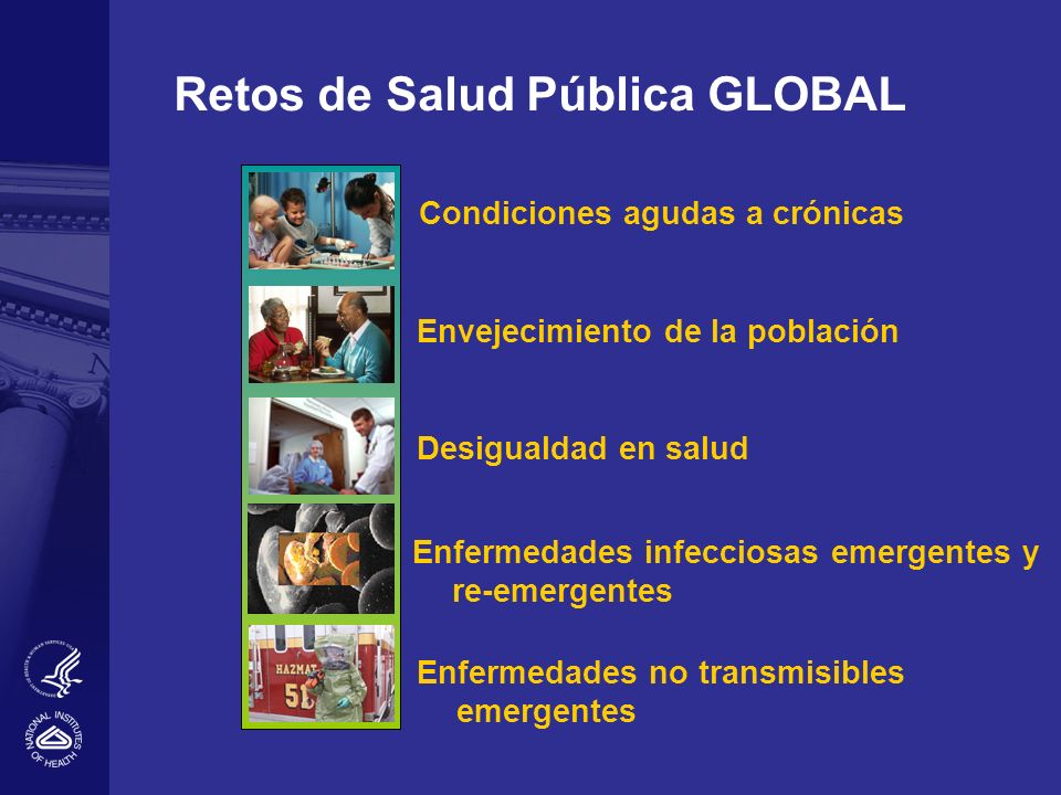 Retos de Salud Pública GLOBAL