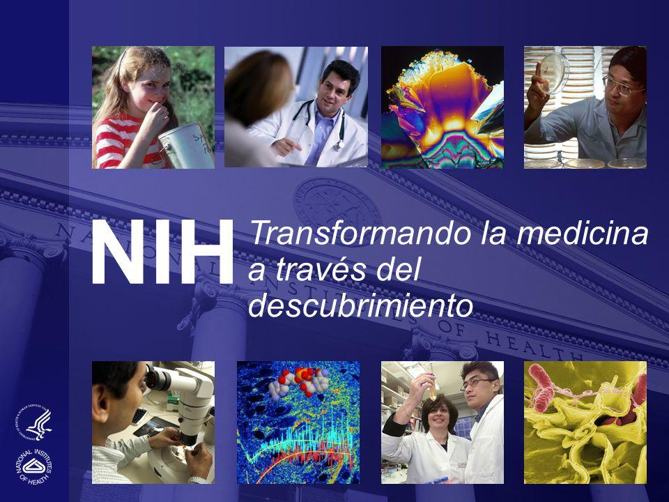Transformando la medicina a través del descubrimiento