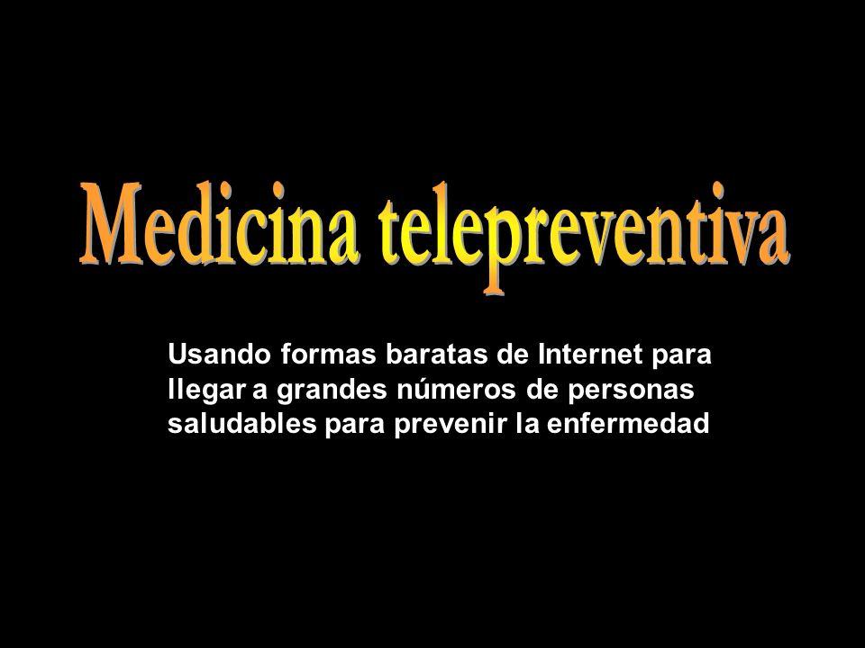 Medicina telepreventiva