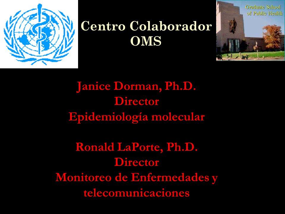 GSPH Centro Colaborador OMS