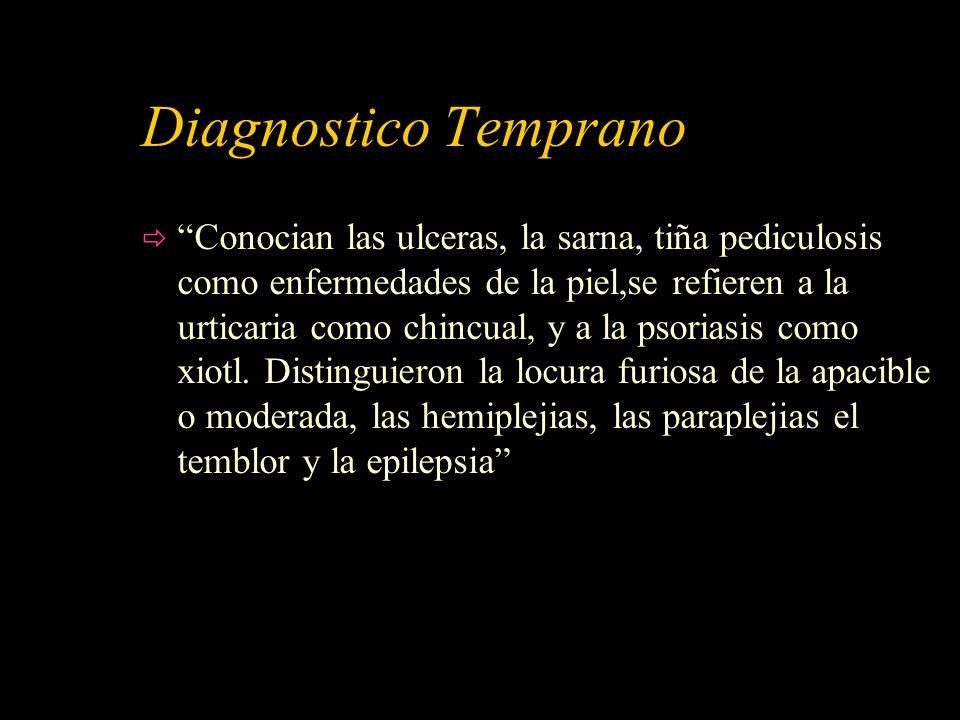 Diagnostico Temprano