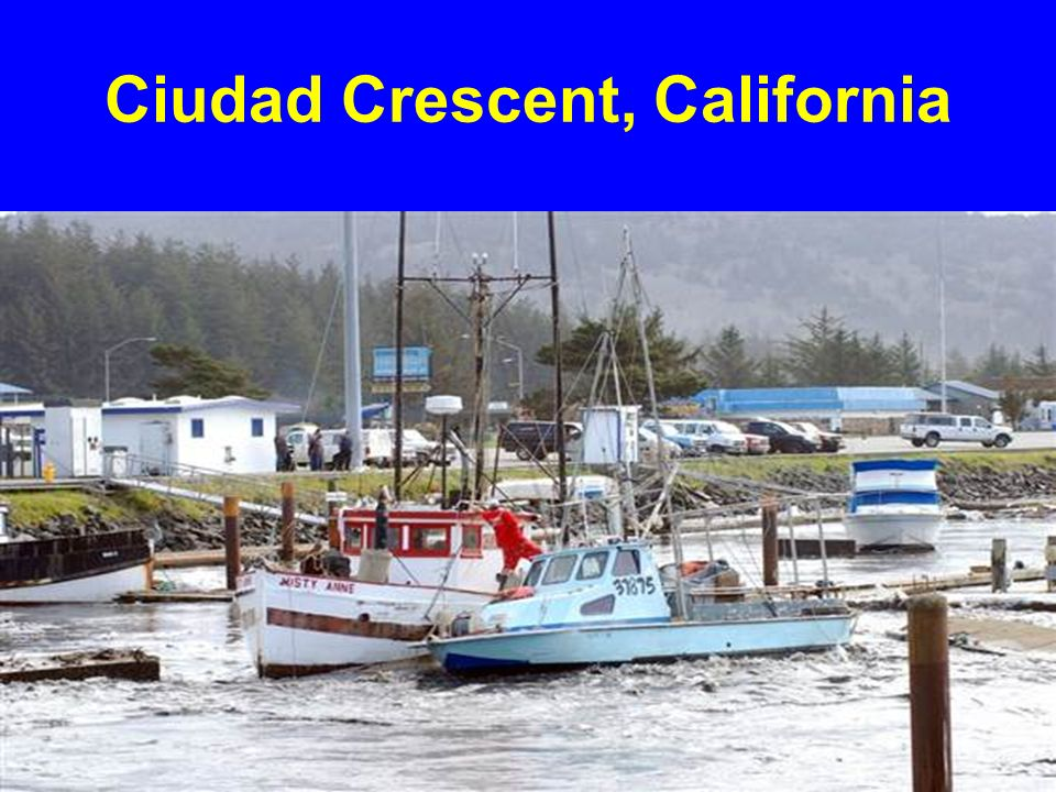 Ciudad Crescent, California