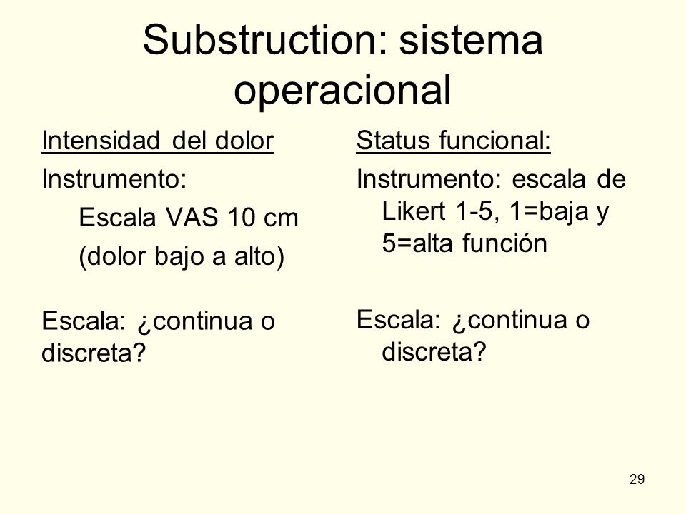 Substruction: sistema operacional