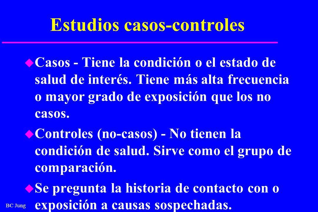 Estudios casos-controles