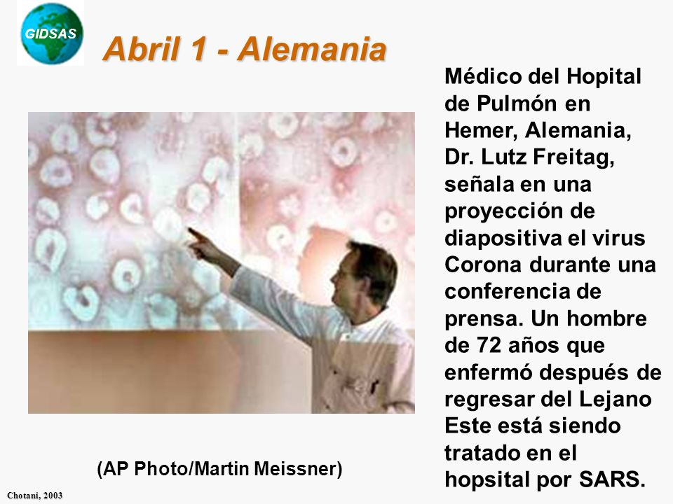 Abril 1 - Alemania