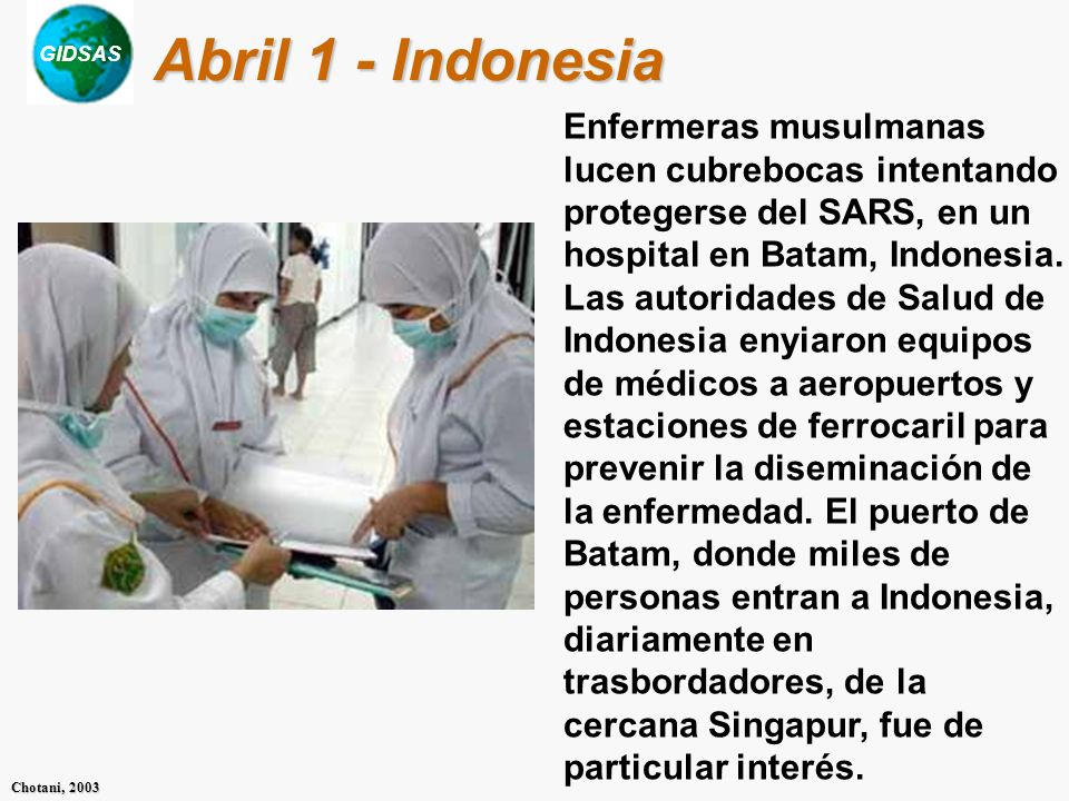 Abril 1 - Indonesia